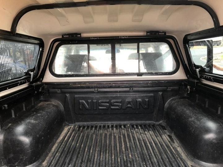 NISSAN NAVARA ST-R D22 S2 ST-R Utility Dual Cab 4dr Man 5sp 4x4 3.0DT