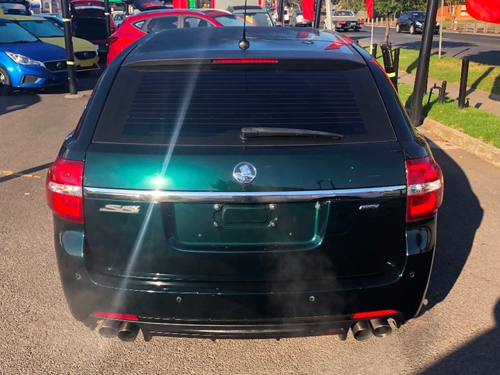 HOLDEN COMMODORE SS VF Series II SS Sportwagon 5dr Spts Auto 6sp 6.2i [MY16]