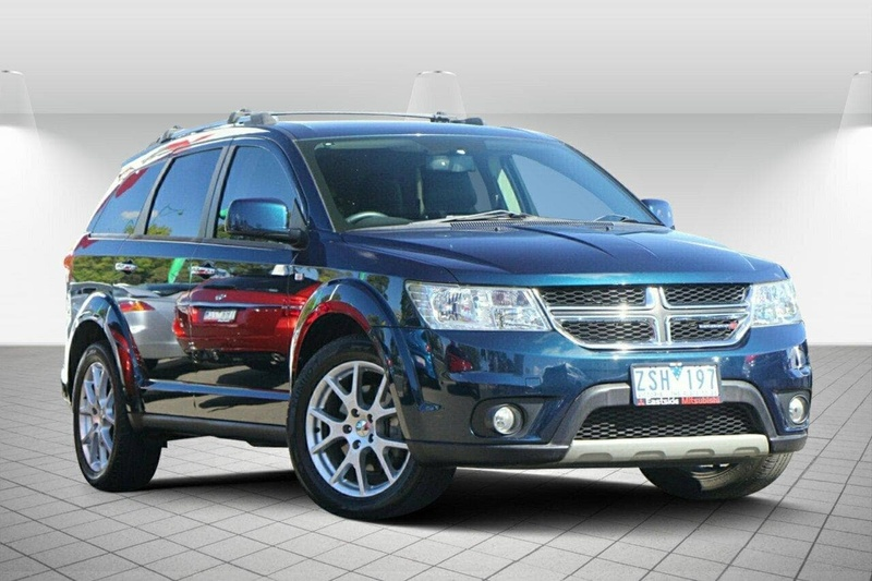 DODGE JOURNEY R/T JC R/T Wagon 7st 5dr Auto 6sp 3.6i [MY12]