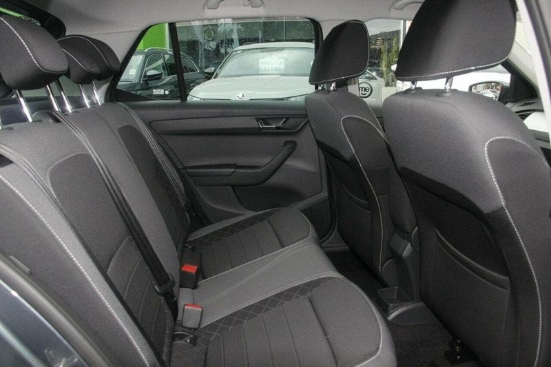 SKODA FABIA 81TSI NJ 81TSI Hatchback 5dr DSG 7sp 1.0T [MY19]