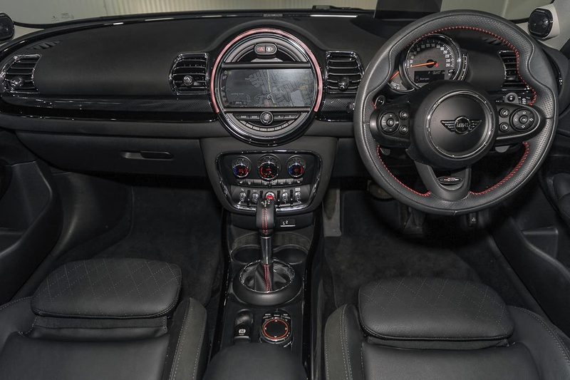 2018 Mini Clubman Cooper S Sports Automatic