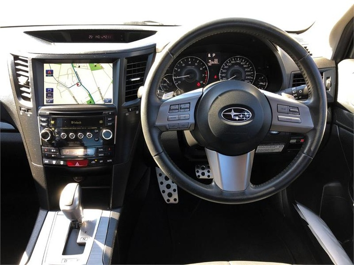 SUBARU LIBERTY GT 5GEN GT Premium. Sedan 4dr Spts Auto 5sp AWD 2.5T (Sat Nav) [MY10]