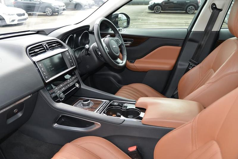 JAGUAR F-PACE 35t X761 35t S Wagon 5dr Spts Auto 8sp AWD 3.0SC [MY17]