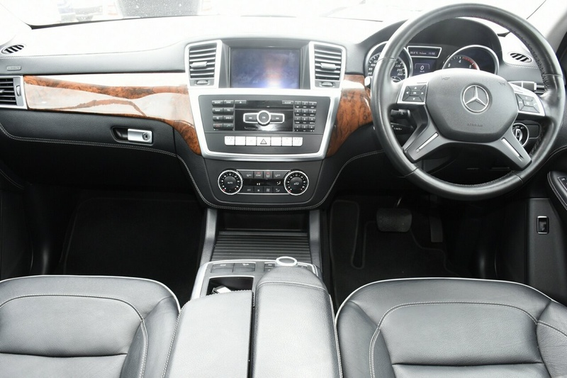 MERCEDES-BENZ  BlueTEC W166 BlueTEC Wagon 5dr 7G-TRONIC + 7sp 4x4 3.0DT