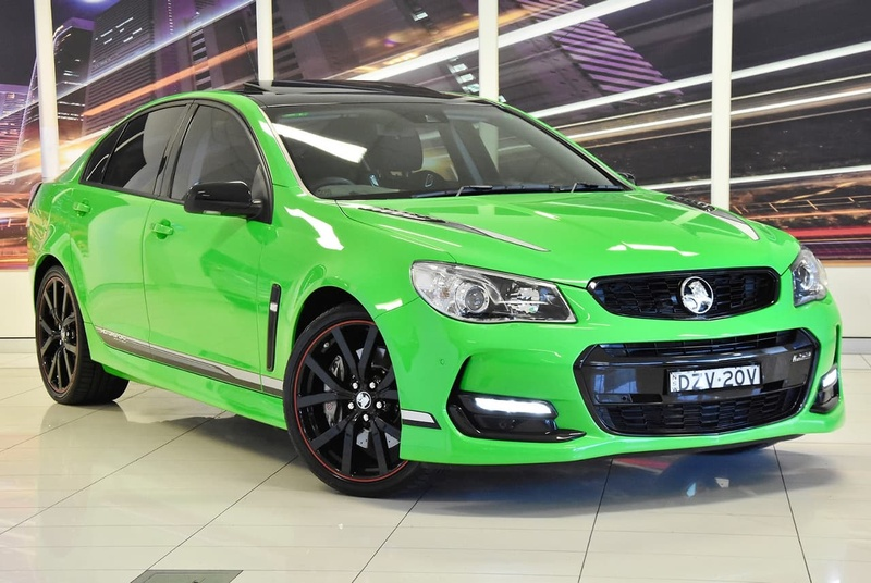 HOLDEN COMMODORE Motorsport VF Series II Motorsport Edition Sedan 4dr Spts Auto 6sp 6.2i [MY17]