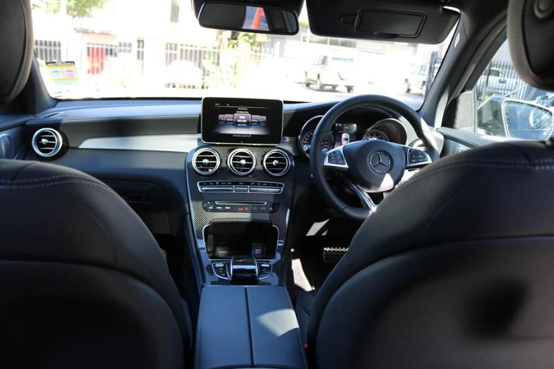 MERCEDES-BENZ GLC43 AMG X253 AMG Wagon 5dr 9G-TRONIC 9sp 4MATIC 3.0TT