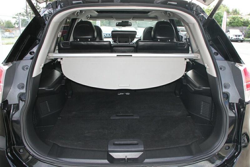 NISSAN X-TRAIL Ti T32 Ti Wagon 5dr X-tronic 7sp 4WD 2.5i