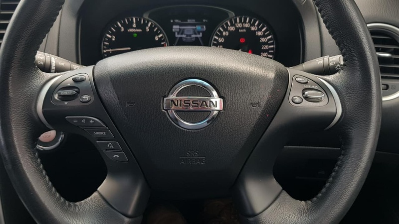 NISSAN PATHFINDER ST-L R52 ST-L Wagon 7st 5dr X-tronic 1sp 4WD 2.5SC/15kW Hybrid [MY14]