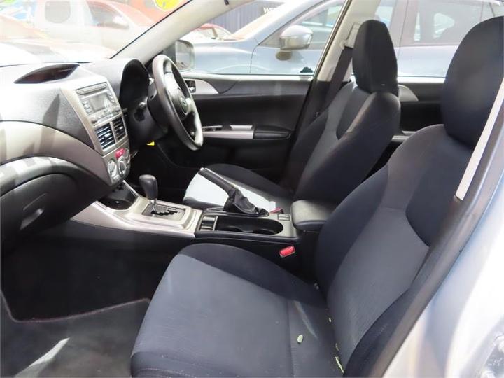 SUBARU IMPREZA R G3 R. Hatchback 5dr Spts Auto 4sp AWD 2.0i [MY09]