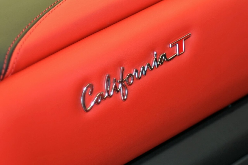 FERRARI CALIFORNIA T F149 T Convertible 2dr DCT 7sp 3.9TT [Jun]