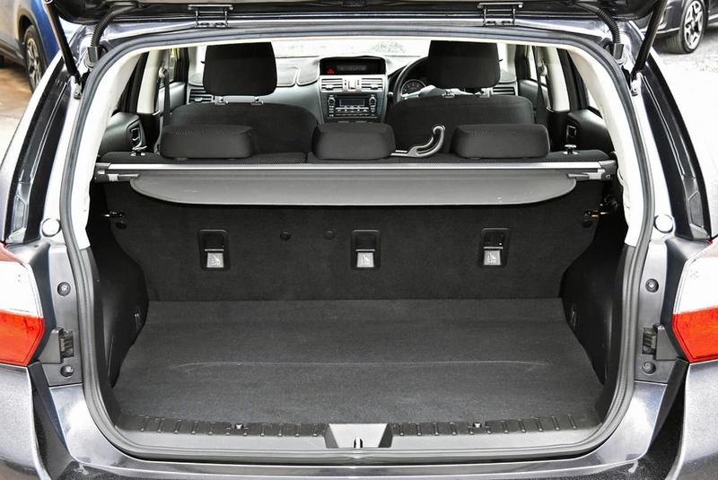 SUBARU IMPREZA 2.0i G4 2.0i. Hatchback 5dr Lineartronic 6sp AWD [MY12]