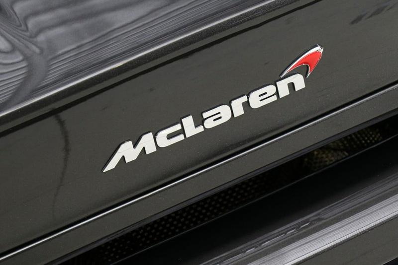 MCLAREN 570S  Spider 2dr SSG 7sp 3.8TT