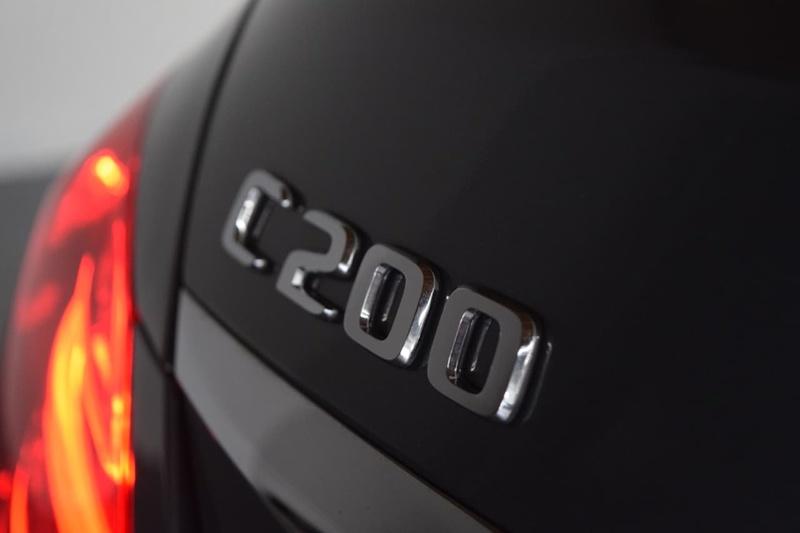 MERCEDES-BENZ C200  W205 Sedan 4dr 9G-TRONIC 9sp 2.0T [Jun]