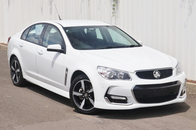 HOLDEN COMMODORE SV6 VF Series II SV6 Sedan 4dr Spts Auto 6sp 3.6i [MY17]
