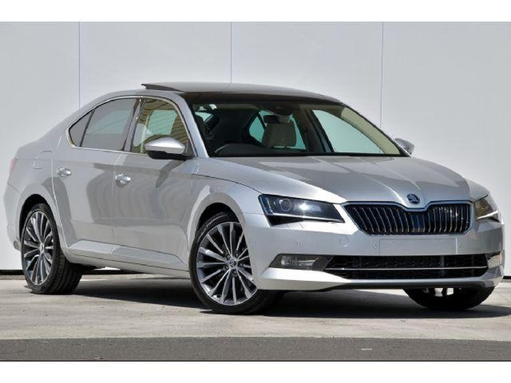 SKODA SUPERB 206TSI NP 206TSI Sedan 5dr DSG 6sp 4x4 2.0T [MY18.5]