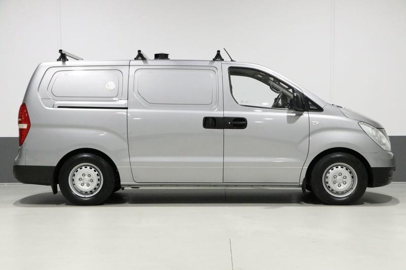 HYUNDAI ILOAD  TQ2-V Van 5dr Man 6sp 2.5DT [MY12]