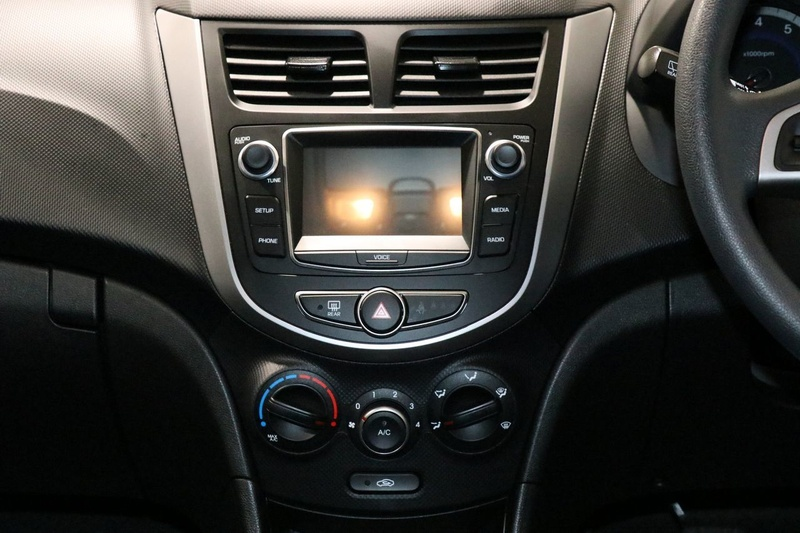 HYUNDAI ACCENT Active RB4 Active Hatchback 5dr Man 6sp 1.4i [MY17]