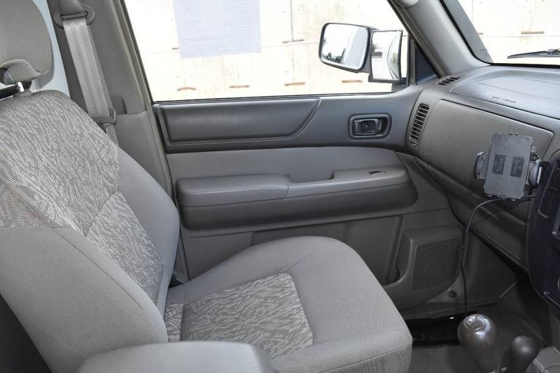 NISSAN PATROL DX Series 4 DX Cab Chassis Single Cab 2dr Man 5sp 4x4 3.0DT (Leaf) [MY14]