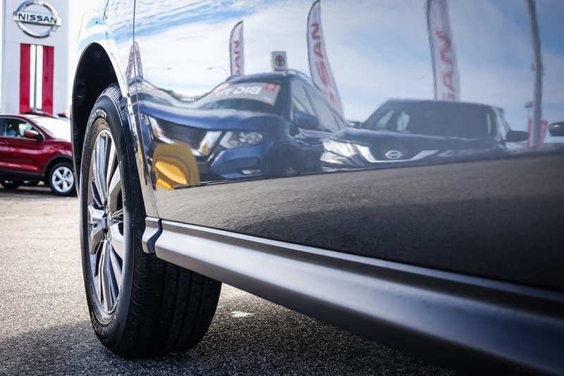 NISSAN PATHFINDER ST-L R52 Series III ST-L Wagon 7st 5dr X-tronic 1sp 2WD 3.5i [MY19]
