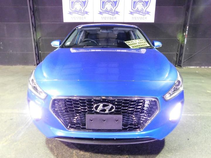 HYUNDAI I30 Active PD Active Hatchback 5dr Spts Auto 6sp 2.0i [MY18]
