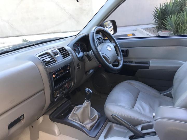 GREAT WALL V240 Super Luxury K2 Super Luxury Utility Dual Cab 4dr Man 5sp 4x2 2.4i [Jun]