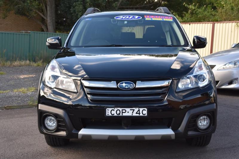 SUBARU OUTBACK 2.5i 4GEN 2.5i Premium. Wagon 5dr Lineartronic 6sp AWD [MY14]