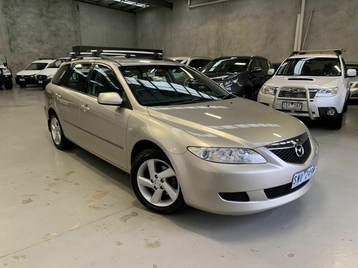 MAZDA 6 Classic GY Series 1 Classic Wagon 5dr Auto 4sp 2.3i