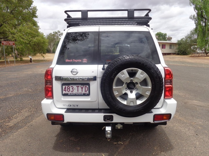 NISSAN PATROL ST Y61 ST Wagon 7st 5dr Man 5sp 4x4 3.0DT (GU 8)