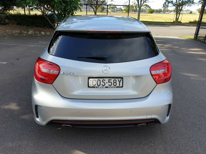 MERCEDES-BENZ A250 Sport W176 Sport Hatchback 5dr D-CT 7sp 2.0T [Mar]