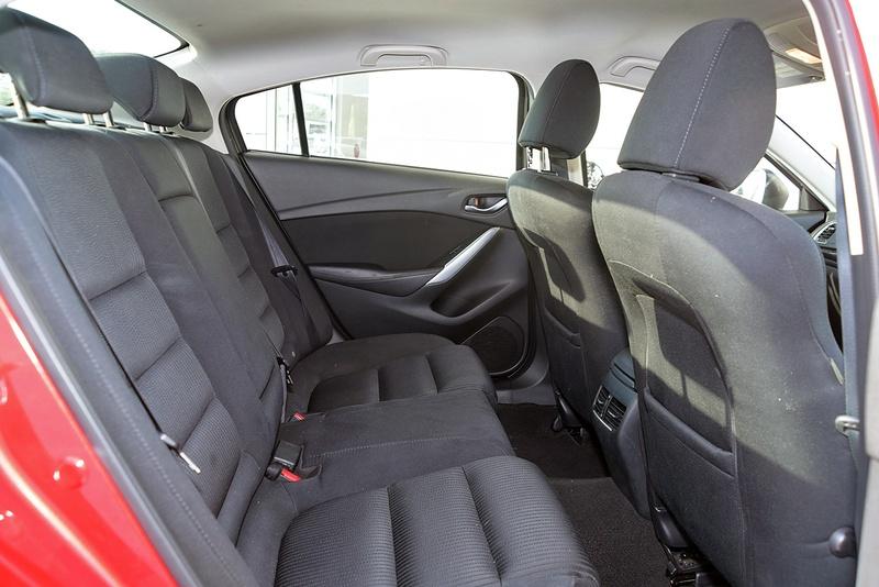MAZDA 6 Sport GJ Sport Sedan 4dr SKYACTIV-Drive 6sp 2.5i [Dec]