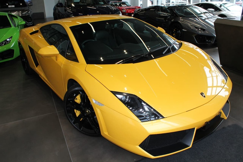 2013 Lamborghini Gallardo Lp550 2 Seq Manual Auto Single Clutch