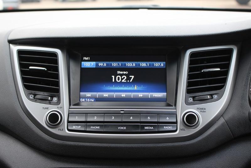 HYUNDAI TUCSON Active X TL Active X Wagon 5dr Spts Auto 6sp 2WD 2.0i [MY18]