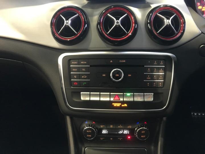 MERCEDES-BENZ CLA250 Sport C117 Sport Coupe 4dr DCT 7sp 4MATIC 2.0T [Jun]