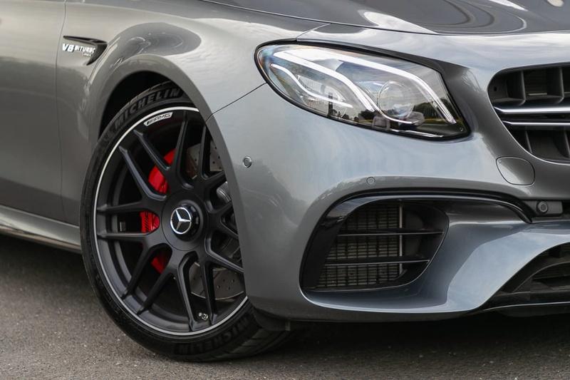 MERCEDES-BENZ E63 AMG W213 AMG S Sedan 4dr SPEEDSHIFT MCT 9sp 4MATIC+ 4.0TT [Jun]