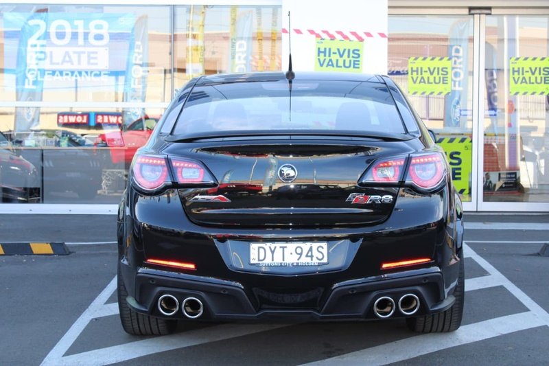 HOLDEN SPECIAL VEHICLES CLUBSPORT R8 GEN-F2 R8 LSA Sedan 4dr Spts Auto 6sp 6.2SC [MY17]