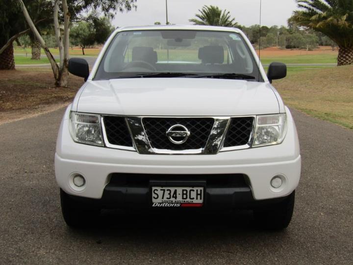 NISSAN NAVARA ST-X D40 ST-X Utility King Cab 4dr Auto 5sp 4x4 2.5DT
