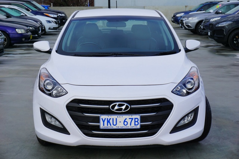 HYUNDAI I30 ACTIVE X GD3 Series II Active X Hatchback 5dr Spts Auto 6sp 1.8i [MY16]