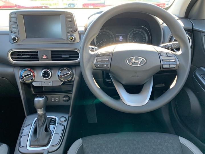 HYUNDAI KONA GO SAFETY (FWD) OS.2 Go Wagon 5dr Spts Auto 6sp 2WD 2.0i [MY19]