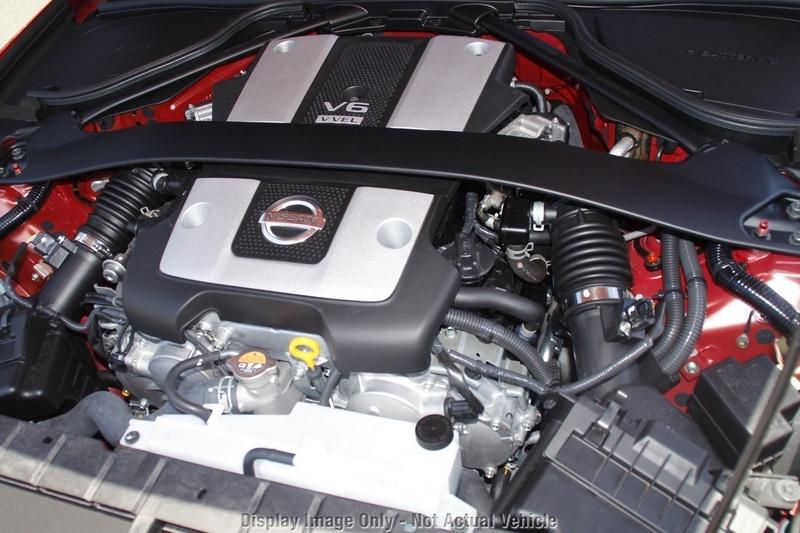 NISSAN 370Z  Z34 Coupe 2dr Man 6sp 3.7i [MY18]
