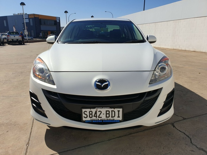 MAZDA 3 Maxx BL Series 1 Maxx Sedan 4dr Activematic 5sp 2.0i [MY10]