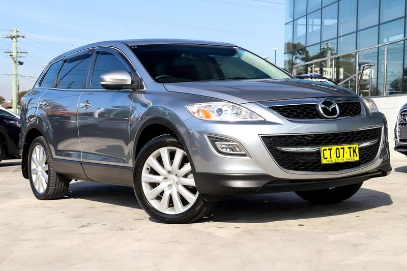 MAZDA CX-9 Luxury TB Series 3 Luxury Wagon 7st 5dr Spts Auto 6sp 4WD 3.7i [MY10]