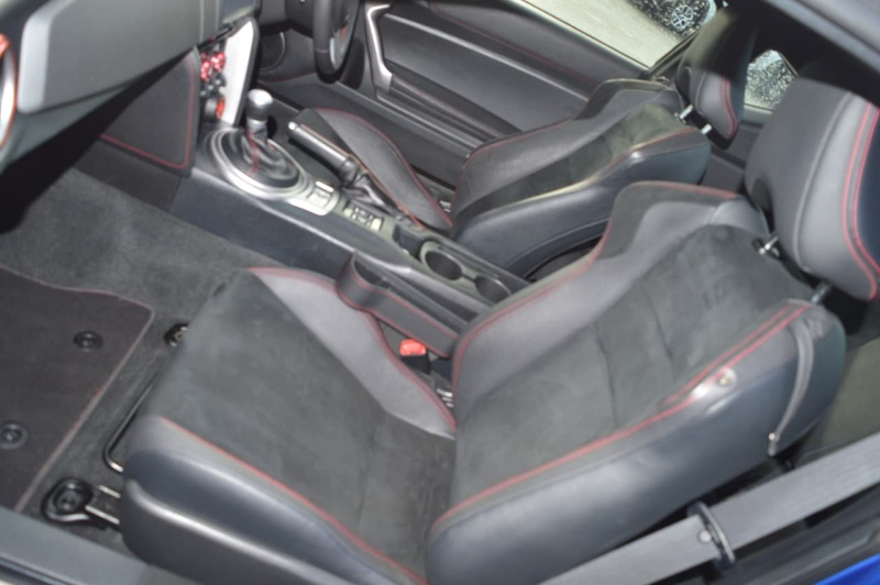 SUBARU BRZ  Z1. Coupe 2dr Spts Auto 6sp 2.0i [MY15]