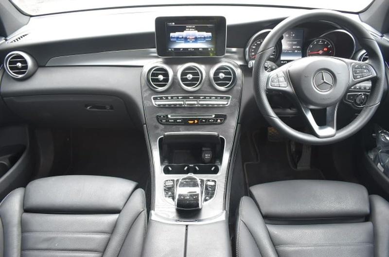 MERCEDES-BENZ GLC250  X253 Wagon 5dr 9G-TRONIC 9sp 4MATIC 2.0T