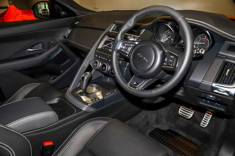 JAGUAR E-PACE D150 X540 D150 R-Dynamic S Wagon 5dr Spts Auto 9sp AWD 2.0DT [MY18]