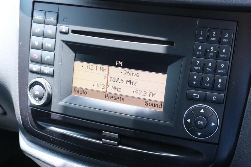 MERCEDES-BENZ VITO 113CDI 639 113CDI Van LWB 5dr Auto 5sp 2.1DT [Jul]
