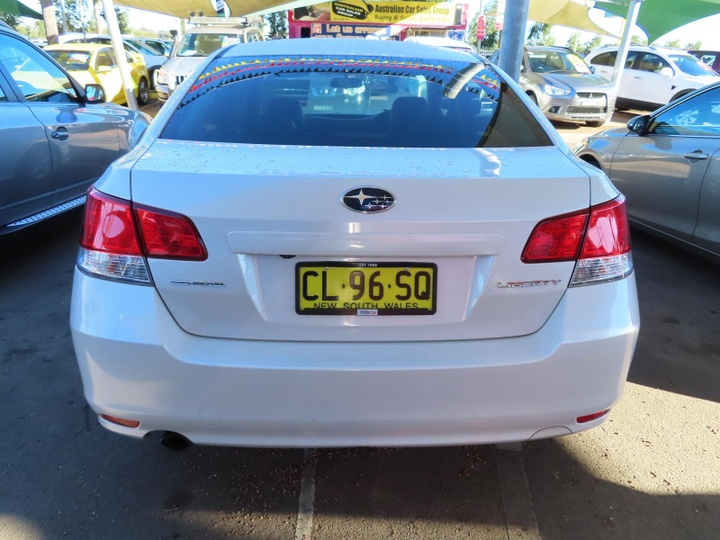 SUBARU LIBERTY 3.6X 5GEN 3.6X. Sedan 4dr Spts Auto 5sp AWD 3.6i [MY13]