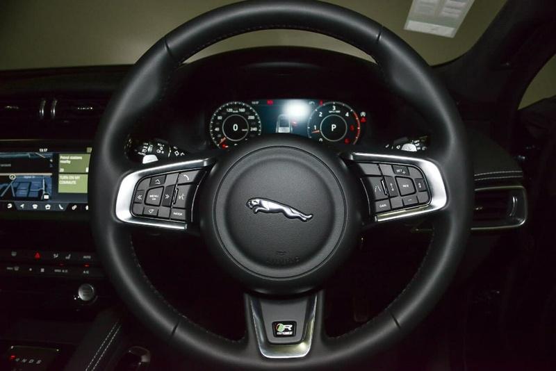 JAGUAR F-PACE 25d X761 25d R-Sport Wagon 5dr Spts Auto 8sp AWD 2.0DTT [MY18]