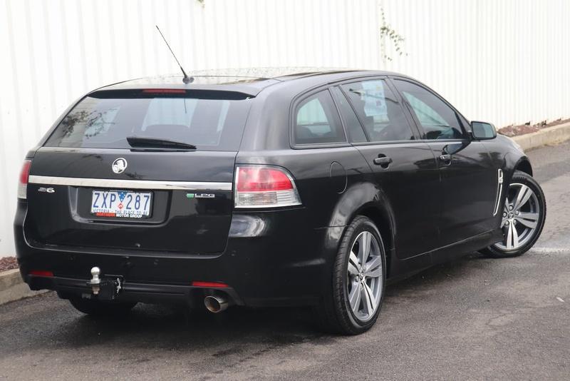 HOLDEN COMMODORE SV6 VF SV6 Sportwagon 5dr Spts Auto 6sp 3.6Gi [MY14]