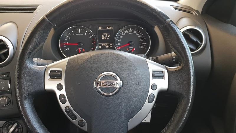 NISSAN DUALIS ST J10 Series II ST Hatch 5dr Man 6sp 2.0i
