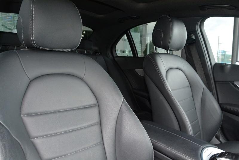 MERCEDES-BENZ C250 BlueTEC W205 BlueTEC Sedan 4dr 7G-TRONIC + 7sp 2.1DTT